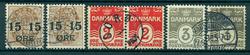 Danmark - 1904-05
