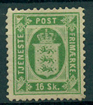 Danmark - Tjeneste