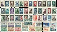 France - 10 mint sets