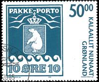 Grönlanti - Pakkeporto