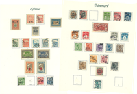 Denmark/Estonia - Collection