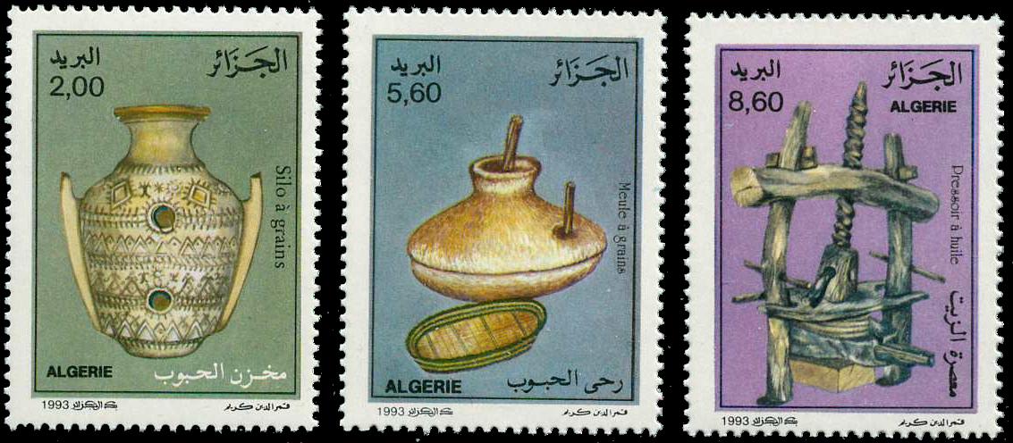Algeriet - YT 1044-46 - Postfrisk