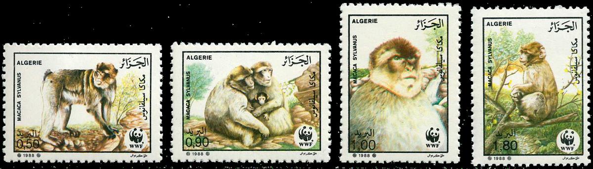 Algeriet - YT 928-30 - Postfrisk