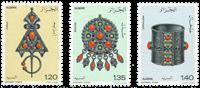 Algeria - YT 693-95 - Mint
