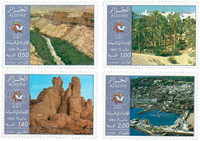 Algeriet - YT 718-21 - Postfrisk
