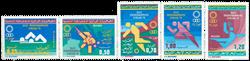 Algeriet - YT 617-21 - Postfrisk