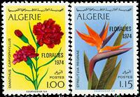 Algeria - YT 590-91 - Mint