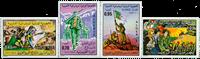 Algeria - YT 599-02 - Mint