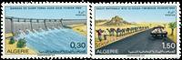 Algeria - YT 488-89 - Mint