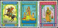 Algeria - YT 434-36 - Mint
