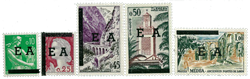 Algeriet - YT 359-63 - Postfrisk