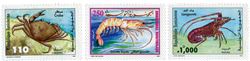 Tunesien -  YT  1334-36 - Postfrisk