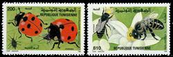 Tunesien -  YT  1266-67 - Postfrisk