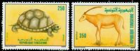 Tunesia -  YT  1131-32 - Mint