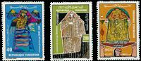 Tunesia -  YT  1057-59 - Mint