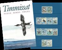 Groenland Vogel folder