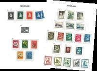 Holland samling 1945-68