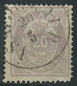 Island 1875 - AFA nr. 10