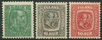 Hong Kong 1876 - Michel no. 24-28 + 80 - cancelled