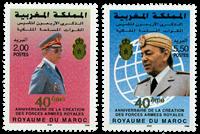 Marocco - YT 1197-98 - Mint