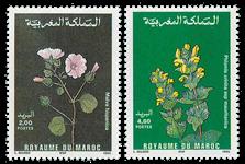 Marokko - YT 1177-78 - Postfrisk
