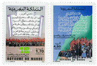 Marocco - YT 1170-71 - Mint