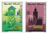 Marocco - YT 1155-56 - Mint
