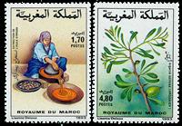 Marocco - YT 1143-44 - Mint