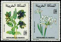 Marocco - YT 1070-71 - Mint