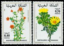 Marokko - YT 880-81 - Postfrisk