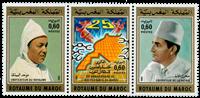 Marocco - YT 875-77 - Mint