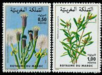 Marokko - YT 868-69 - Postfrisk