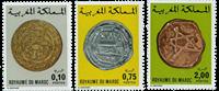 Marocco - YT 797-99 - Mint