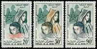 Marocco - YT 431-33 - Mint