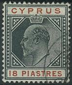 Cyprus 1903 - AFA no. 44