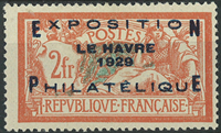 France 1929 - AFA no. 232 - unused