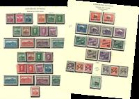 Czechoslovakia - Collection