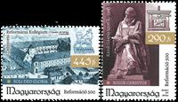 Hungary - Reformation - Mint set 2v