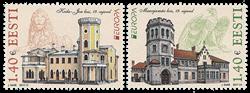 Estland - Europa 2017 - Postfrisk sæt 2v