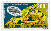 Central Africa - YT PA83 - Mint