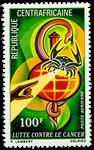 Centralafrika - YT PA95 - Postfrisk