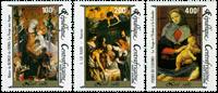 Centralafrika - YT PA324-26 - Postfrisk