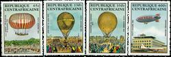 Centralafrika - YT PA272-75 - Postfrisk