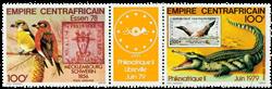 Centralafrika - YT PA196A - Postfrisk