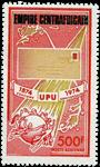 Centralafrika - YT PA166 - Postfrisk
