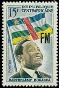 Centralafrika - YT M2 - Postfrisk