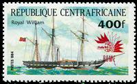 Centralafrika - YT 655 - Postfrisk