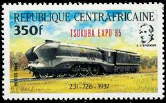 Centralafrika - YT 656 - Postfrisk