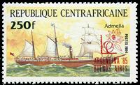 Centralafrika - YT 657 - Postfrisk