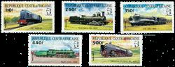 Centralafrika - YT 620-24 - Postfrisk
